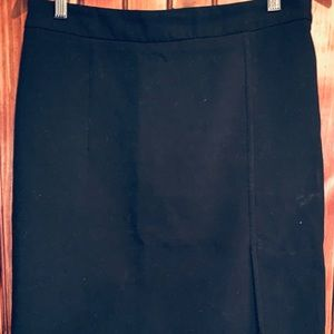 Dalia Collection Skirt Black Size 8